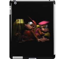 This is like prison! iPad Case/Skin