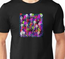 Bright Dripping Unisex T-Shirt
