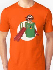 Slide of Shoutyness T-Shirt