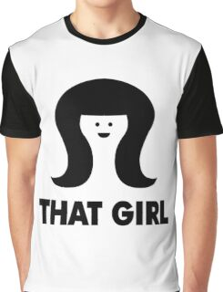 THAT GIRL Graphic T-Shirt