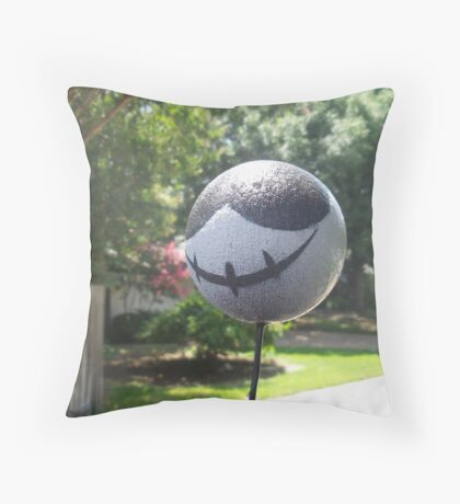 PermaDeathy car topper Amazingness! Throw Pillow
