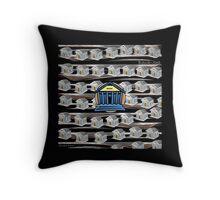 Bank-Sea (Banksy) Original Design Throw Pillow