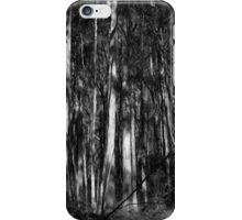 Scary Trees- Back of Mount Lofty iPhone Case/Skin