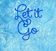 Frozen Let it Go by schermer