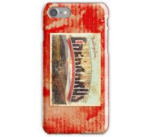 Greetings from Chernarus - INFECTED iPhone Case/Skin