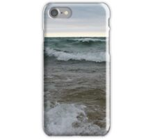 Superior waves iPhone Case/Skin