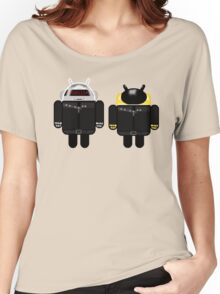 Dafdroid Women's Relaxed Fit T-Shirt