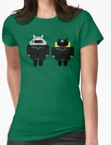Dafdroid Womens Fitted T-Shirt
