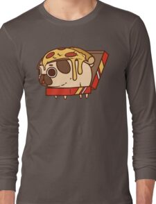 Puglie Pizza Long Sleeve T-Shirt