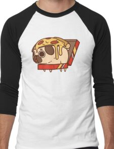 Puglie Pizza Men's Baseball ¾ T-Shirt