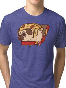 Puglie Pizza Tri-blend T-Shirt