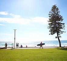 Manly Beach Life by ShotsOfLove