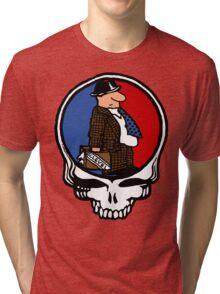 Whatcha thinkin' about? Tri-blend T-Shirt
