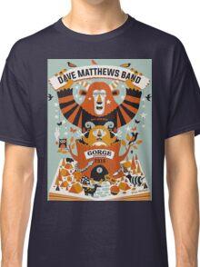 Dave Matthews Band, Tour 2016, The Gorge Amphitheatre George WA Classic T-Shirt