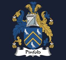 Pinfold Coat of Arms (English) Kids Clothes