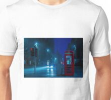 Telephone Cabin, Edinburgh Unisex T-Shirt