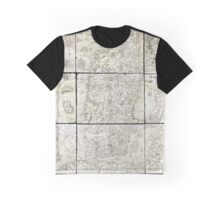 Carta Marina Graphic T-Shirt