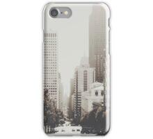 San Francisco I iPhone Case/Skin