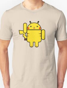 Electro Droid T-Shirt