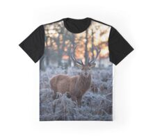 Christmas  Stag 1 Graphic T-Shirt