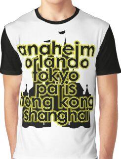 Diz Dere Graphic T-Shirt