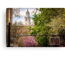 George Washington High School  Canvas Print