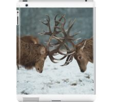Christmas  Stag 7 iPad Case/Skin