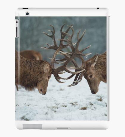 Christmas  Stag 7 iPad Case/Skin