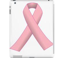 Breast Cancer Pink Ribbon Awareness iPad Case/Skin
