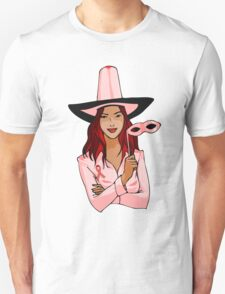 Breast Cancer Pink Ribbon Awareness T-Shirt