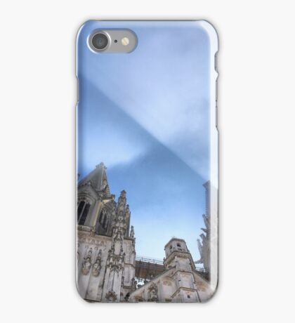 Regensburg ( 3 )  - Angles in the Mist iPhone Case/Skin