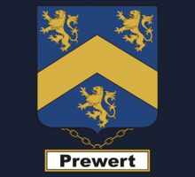 Prewert Coat of Arms (English) Kids Clothes