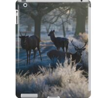 Christmas  Stag 9 iPad Case/Skin