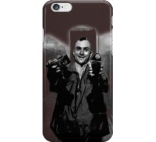 Taxi Photographer iPhone Case/Skin