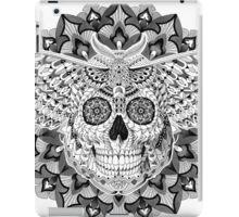 Skull Moth iPad Case/Skin