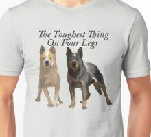Australian Cattle Dogs 2 Unisex T-Shirt