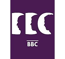 BBC Logo Photographic Print