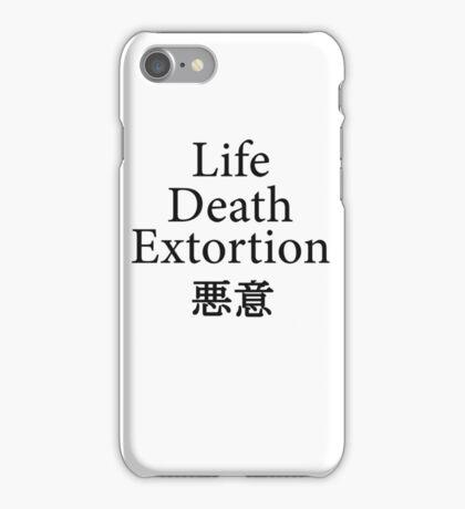 Clean/Slate iPhone Case/Skin