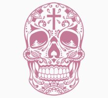 Sugar Skull Pink by HolidaySwagg