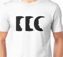 Benzema - Bale - Cristiano Logo Unisex T-Shirt
