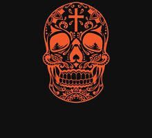 Sugar Skull Orange T-Shirt