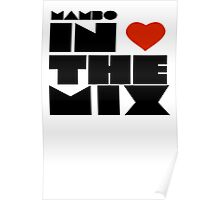 Ibiza Cafe Mambo Sunset Dj Mix Quotes Poster