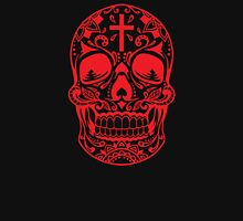Sugar Skull Red T-Shirt