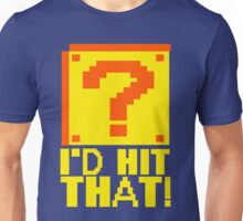 I Shoot People T-ShiI'd Hit That T-Shirt Question Mark Video Game TEE Geek Nerd Gamer Funny Humor Unisex T-Shirt