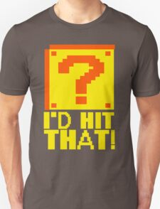 I Shoot People T-ShiI'd Hit That T-Shirt Question Mark Video Game TEE Geek Nerd Gamer Funny Humor T-Shirt