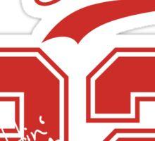Team H! (RED) Sticker