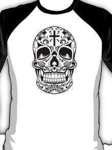 Sugar Skull Black T-Shirt
