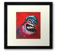 Bluto - Popeye the Sailor's Nemesis Framed Print