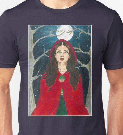 The Goddess of Determination Unisex T-Shirt