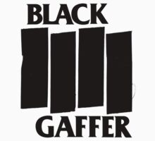 Black Gaffer T-Shirt